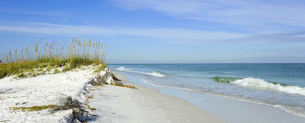Beautiful Florida Coastline - Karen Tillman-Gosselin
