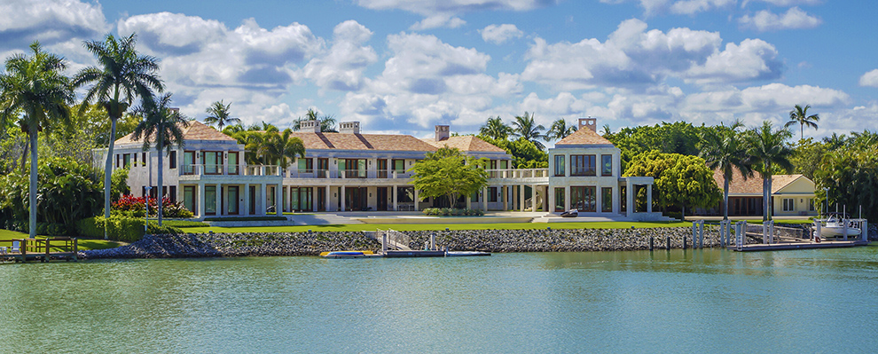 Waterside Home in Naples, Florida - Karen Tillman-Gosselin
